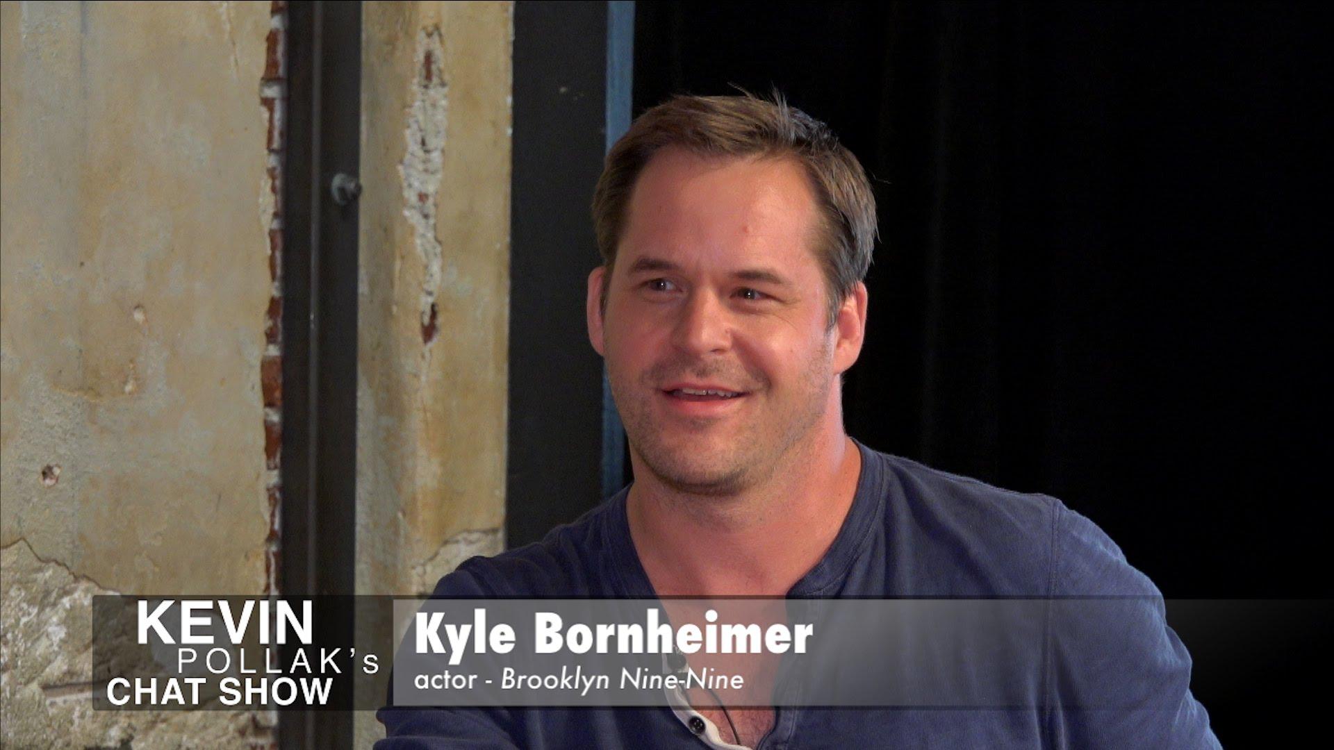 Kyle bornheimer dating