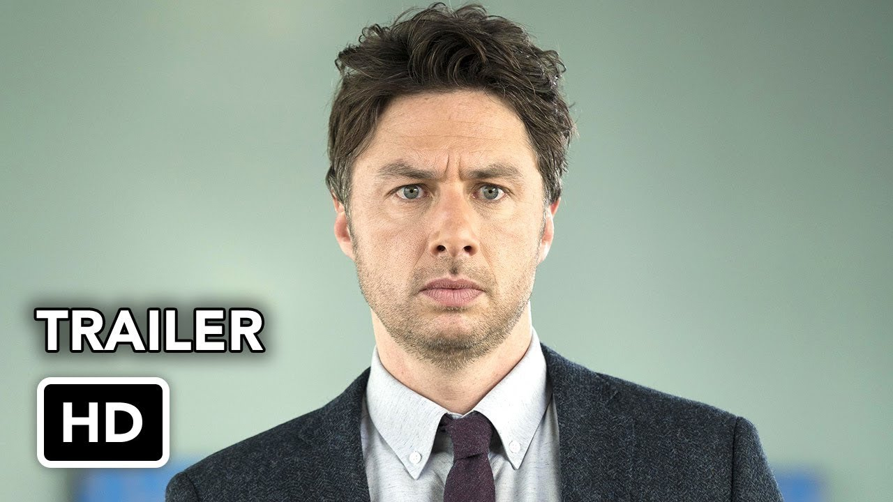 5 Questions With Zach Braff - Channel Guide Magazine